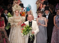 Slava Zaitsev. Mercedes-Benz Fashion Week Russia весна-лето 2013