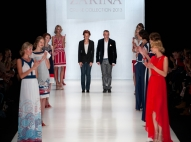 Zarina Cruise Collection. Mercedes-Benz Fashion Week Russia весна-лето 2013