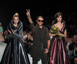 Mercedes-Benz Fashion Week Russia: показ Igor Guyaev