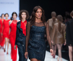 Mercedes-Benz Fashion Week Russia: Yasya Minochkina