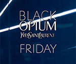 11 ноября - BLACK OPIUM FRIDAY YVES SAINT LAURENT в ИЛЬ ДЕ БОТЭ!