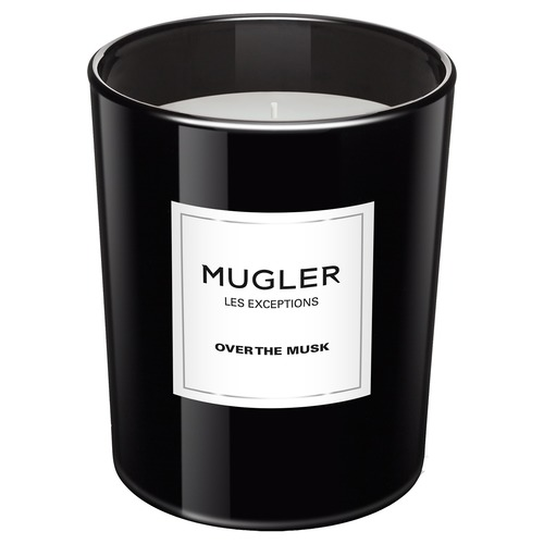 Mugler Les Exceptions Over the Musk Свеча