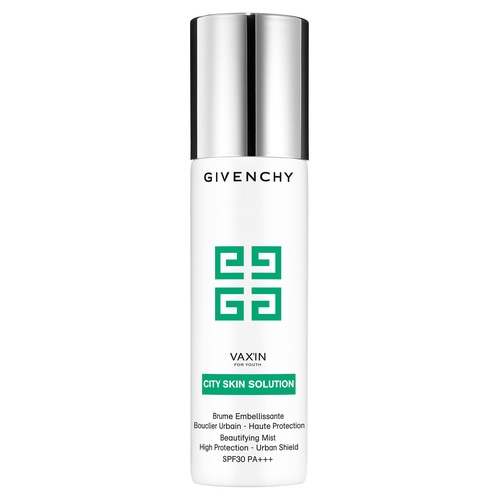 Givenchy VAX`IN For Youth City Skin Solution Спрей для красоты лица с SPF30 PA+++