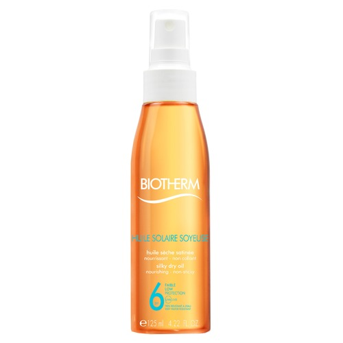 Huile Solaire �������������� ����� ��� ������ Spf6, 125 �� (Biotherm)