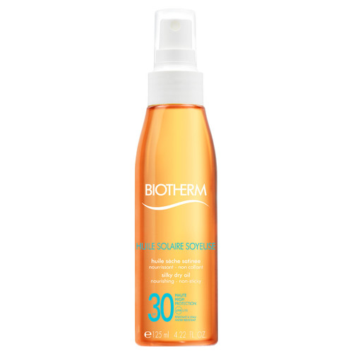 Biotherm Huile Solaire Солнцезащитное масло для тела SPF30
