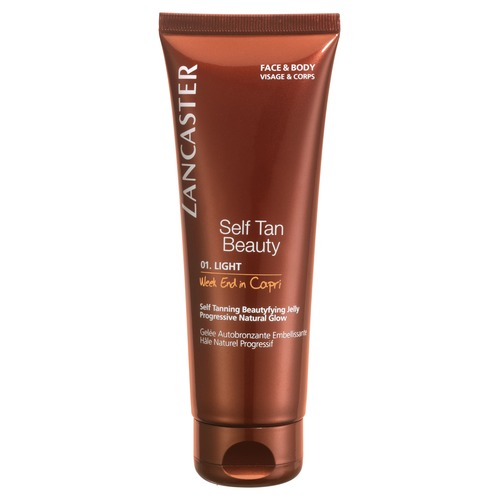 Lancaster Self Tan Beauty ����-������������ ����������� ��� ���� � ����, 125 ��