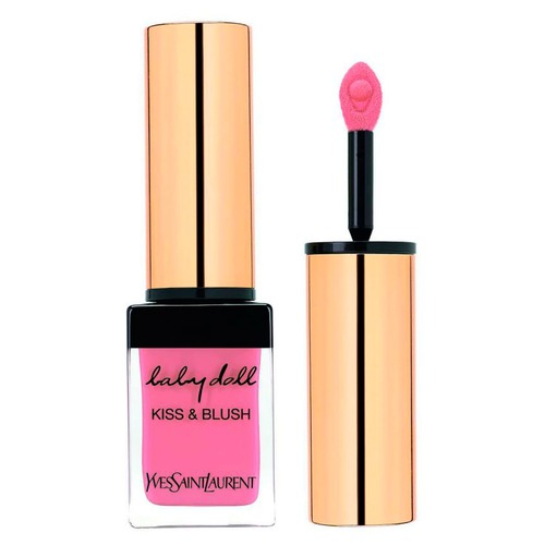Baby Doll Kiss&Blush ������ � ����� ��� ���, 06 ������� �������� (Yves Saint Laurent)
