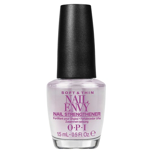 ����������� �������� ��� ������ � ������ ������ Nail Envy Soft & Thin Formula, 15 �� (Opi)