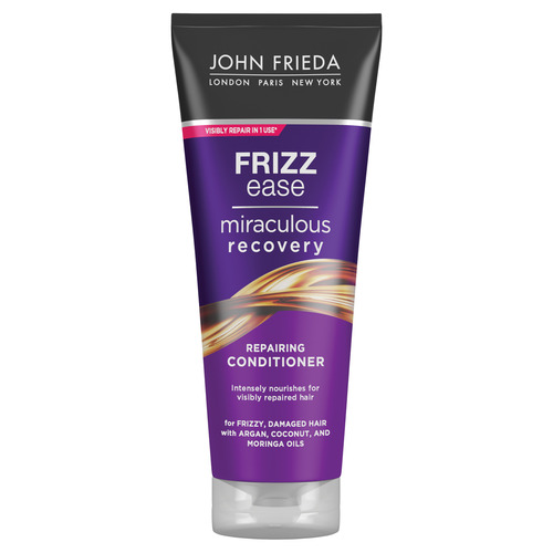 Frizz Ease Miraculous Recovery ����������� ��� ������������ ���������� ����������� �����, 250 �� (John Frieda)