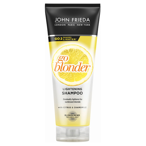 Sheer Blonde Go Blonder ������� ����������� ��� �����������, ������������ � ���������� �����, 250 �� (John Frieda)