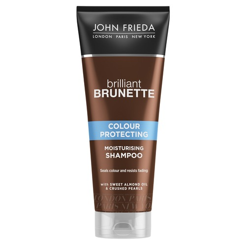 Brilliant Brunette Color Protecting ����������� ������� ��� ������ ����� ������ �����, 250 �� (John Frieda)