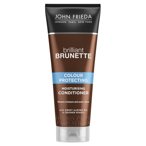 Brilliant Brunette Color Protecting ����������� ����������� ��� ������ ����� ������ �����, 250 �� (John Frieda)