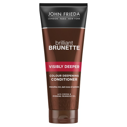 Brilliant Brunette Visibly Deeper ����������� ��� �������� ����������� ������� ������ �����, 250 �� (John Frieda)