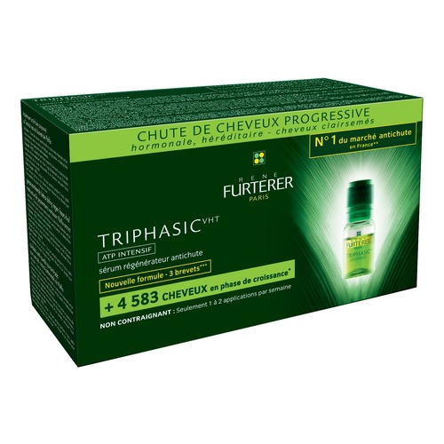Triphasic C�������� �� ��������� �����, Triphasic C�������� �� ��������� �����, 8�5 �� (Rene Furterer)
