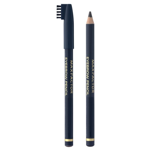 Max Factor Eye Brow Pencil �������� ��� ������, 01 Ebony