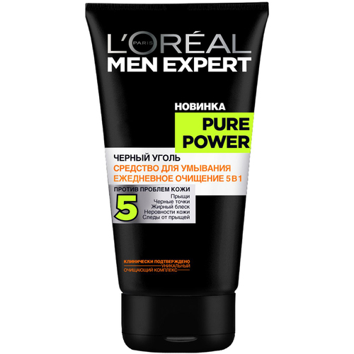 Men Expert Pure Power ������ ����� �������� ��� �������� ������ ������ � ������ �����, 150 �� (L`oreal Paris)