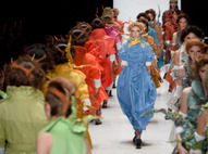 YeZ by YEGORZAITSEV. Mercedes-Benz Fashion Week Russia весна-лето 2012