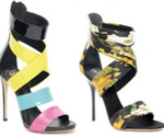 LookBook: Giuseppe Zanotti Spring 2012 Shoes