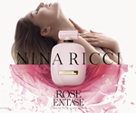 Новый аромат Rose Extase от Nina Ricci