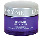 Миниатюра крема Renergie Multi-Lift в подарок от Lancôme