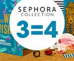Акция 3=4 от SEPHORA COLLECTION!