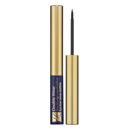 Estee Lauder Double Wear Zero Smudge Eyeliner Жидкая подводка 1 Black cosmetic long lasting smudge proof waterproof smooth liquid eyeliner pencil