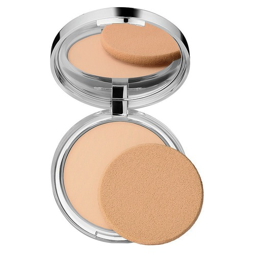 Clinique Superpowder Double Face Powder Компактная пудра двойного действия 07 компактная пудра by terry compact expert dual powder 07 цвет 07 sun desire variant hex name efbca7