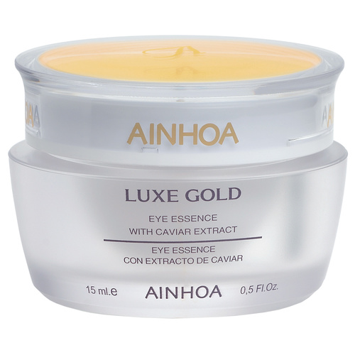 Ainhoa LUXE GOLD Гель-крем для глаз с экстрактом икры LUXE GOLD Гель-крем для глаз с экстрактом икры promotional european antique wooden round table coffee table small round table coffee table