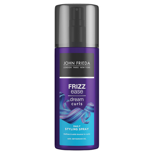 купить John Frieda Frizz Ease Dream Curls Спрей для создания идеальных локонов Frizz Ease Dream Curls Спрей для создания идеальных локонов онлайн