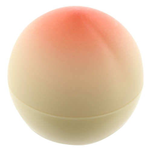 TonyMoly Peach Lip Balm Бальзам для губ с ароматом персика Peach Lip Balm Бальзам для губ с ароматом персика electric high frequency vibration ion full lips lip enhancer beauty care moisturizing nourishing lip balm infuser massager