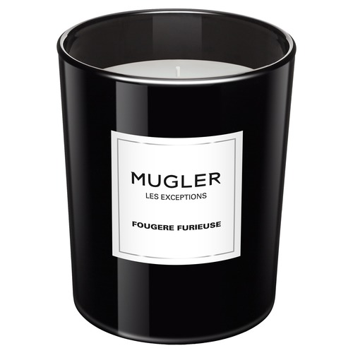 Mugler Les Exceptions Fougere Furieuse Свеча Les Exceptions Fougere Furieuse Свеча