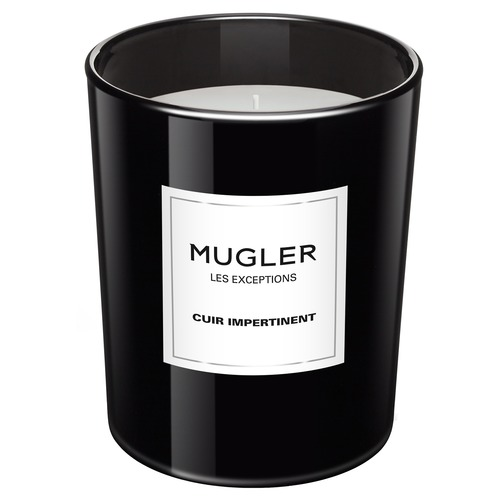 Mugler Les Exceptions Cuir Impertinent Свеча Les Exceptions Cuir Impertinent Свеча