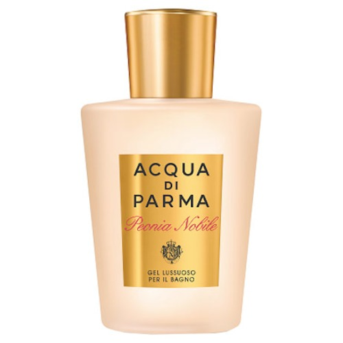 Acqua di Parma PEONIA NOBILE Гель для душа PEONIA NOBILE Гель для душа acqua di parma colonia club дезодорант стик colonia club дезодорант стик