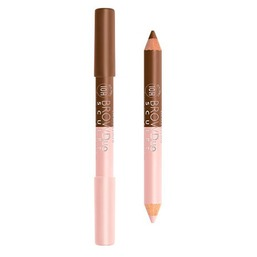 Brow Duo Sculpt Brow pencil & highlighter Карандаш и хайлайтер для бровей