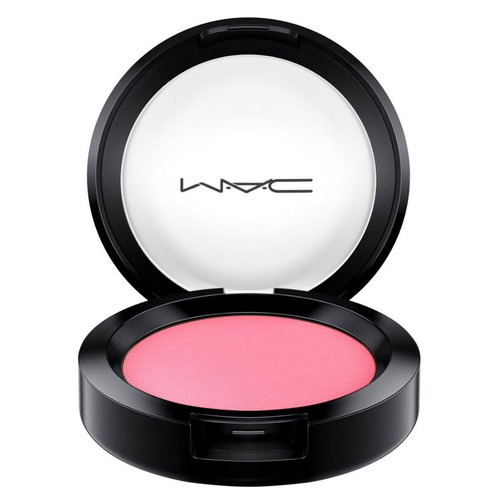 MAC POWDER BLUSH Румяна для лица Ambering Rose revlon румяна для лица 020 powder blush ravishing rose