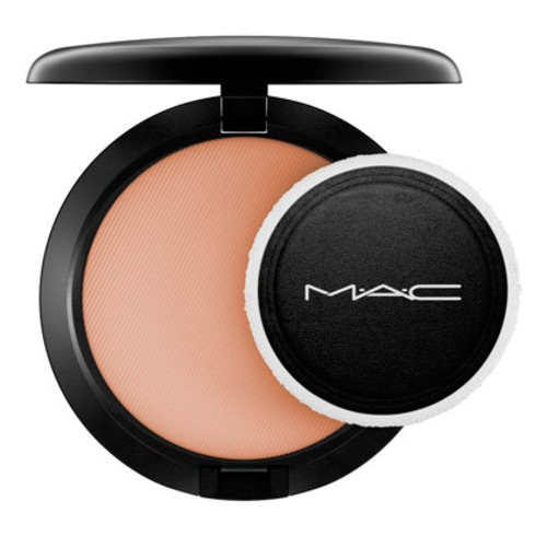 MAC BLOT PRESSED POWDER Компактная пудра Medium Dark mac lightful c tinted cream with radiance booster увлажняющий тональный крем spf30 medium dark