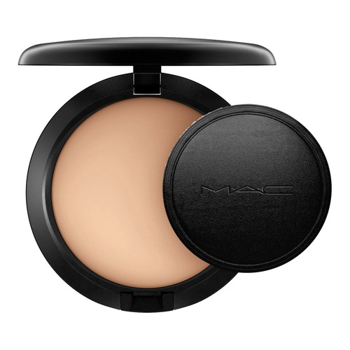 MAC STUDIO CAREBLEND PRESSED POWDER Компактная пудра Medium Plus mac pro longwear pressed powder устойчивая компактная пудра light plus