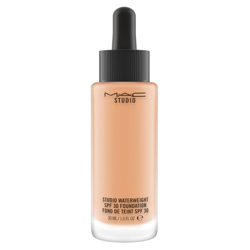 MAC STUDIO WATERWEIGHT FOUNDATION Тональная основа SPF30 NW18