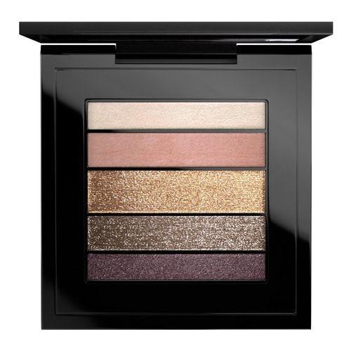 MAC VELUXE PEARLFUSION SHADOW BROWNLUXE X5 Палетка теней  Copperluxe sephora vintage filter палетка теней vintage filter палетка теней