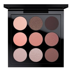 MAC EYE SHADOW DUSKY ROSE TIMES NINE X9