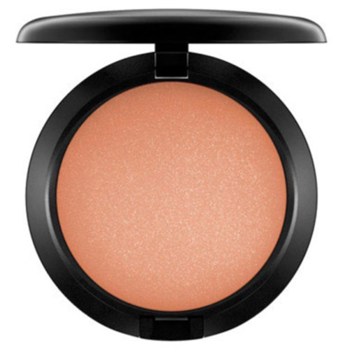 MAC BRONZING POWDER Пудра с эффектом загара Bronze бронзатор kiss all over glow bronzing powder abp03 цвет abp03 bronze variant hex name ce835f