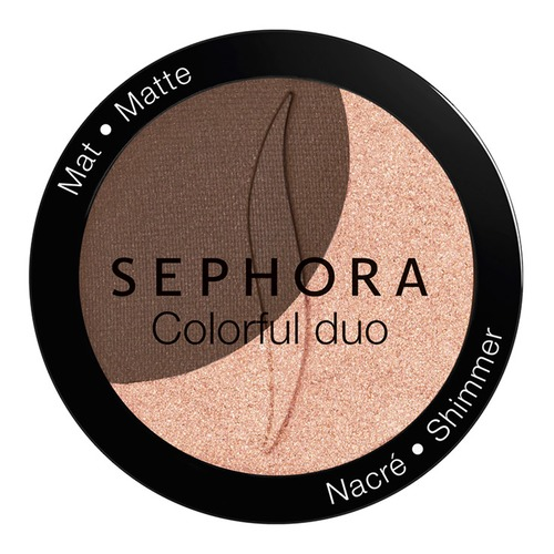 SEPHORA COLLECTION Colorful Duo Тени для век №08 Odd or Even sephora collection colorful 5 палетка теней 08 beige