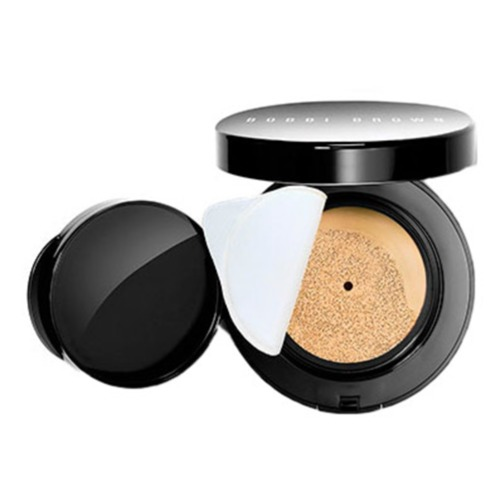 Bobbi Brown Skin Foundation Cushion Compact Компактное тональное средство-кушон SPF35 3 Light bobbi brown bobbibrown bb spf35 40ml