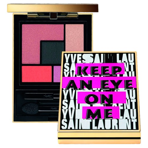 Yves Saint Laurent COUTURE PALETTE COLLECTOR SPRING 2017 5-цветные тени для век COUTURE PALETTE COLLECTOR SPRING 2017 5-цветные тени для век yves saint laurent couture palette 5 цветные тени для век 02 fauves
