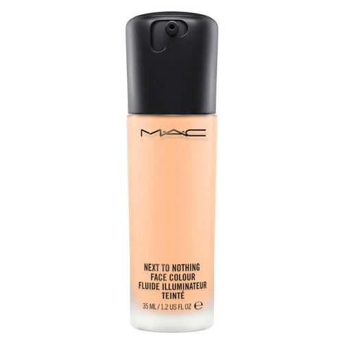 MAC NEXT TO NOTHING FACE COLOUR Тональная основа