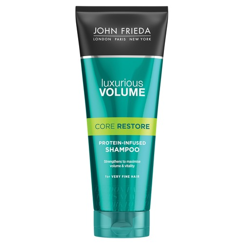 John Frieda Luxurious Volume Core Restore Шампунь для волос с протеином Luxurious Volume Core Restore Шампунь для волос с протеином long john silver volume 1 lady vivian hastings