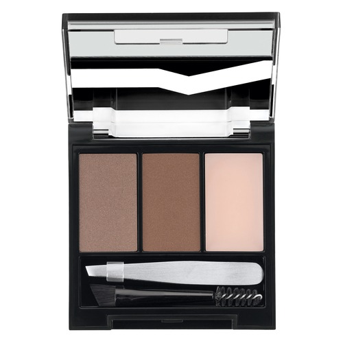 SEPHORA COLLECTION Medium Brown Набор для бровей №02 sephora collection colorful тени для век 295 fashion blogger шиммер