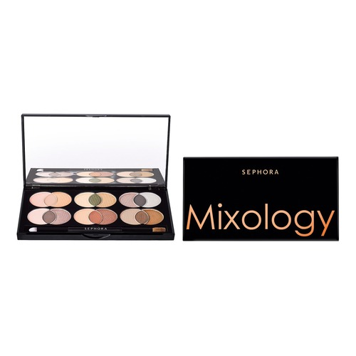 SEPHORA COLLECTION Mixology Sweet & Warm Mix Палетка теней Mixology Sweet & Warm Mix Палетка теней sephora collection miniature palette палетка теней в ассортименте cookie