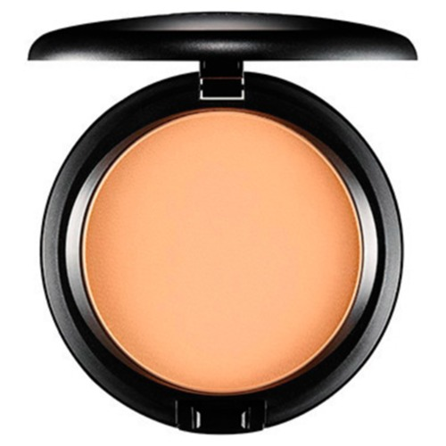 MAC SPLASH AND LAST PRO LONGWEAR POWDER Устойчивая компактная пудра Medium Golden