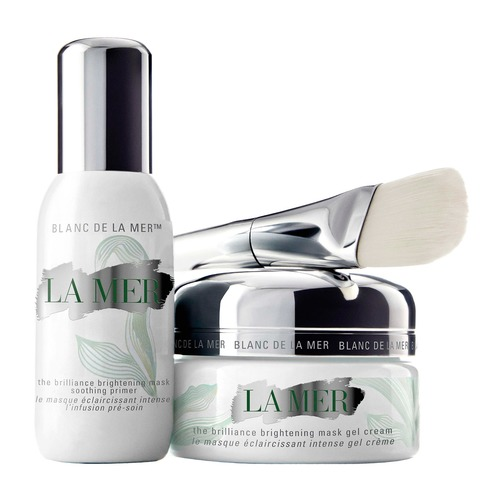 La Mer Маска для сияющей свежести тона The Brilliance Brightening Mask Маска для сияющей свежести тона The Brilliance Brightening Mask pomegranate sleeping mask sans rincage moisturizing whitening brightening nourishing replenishment beauty salon 1000g
